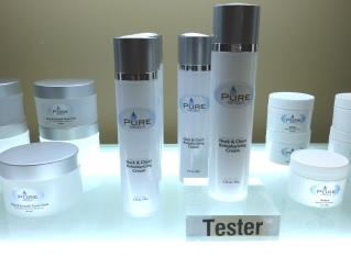 Pure MedSpa Tester