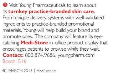 MedEsthetics AAD Feature